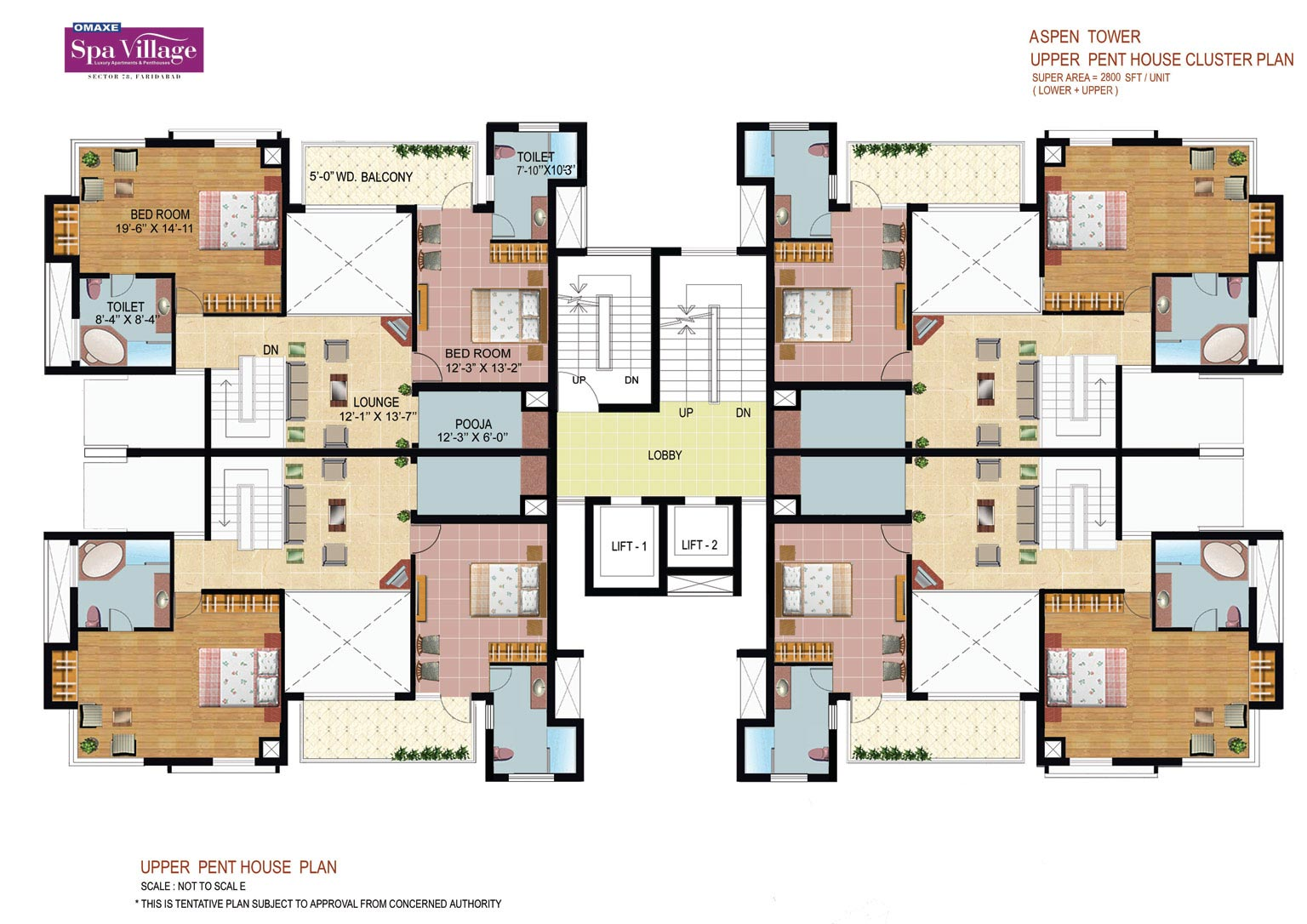 Marvellous Cluster House Floor Plan Photos Best Ideas Interior – Cluster Home Floor Plans